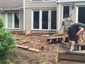 Deck Demolition Northern Virginia