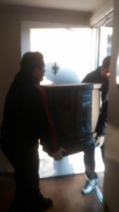 In house furniture moving