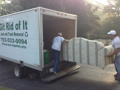 Junk Removal in Falls Church, VA
