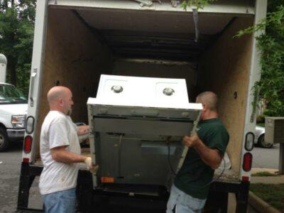 Junk Removal in Arlington, VA