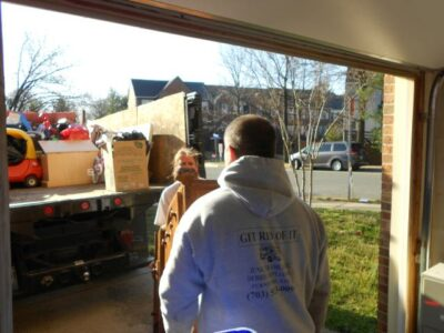 junk removal in vienna, va