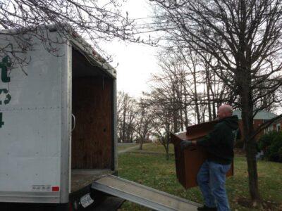 junk removal in Reston, VA